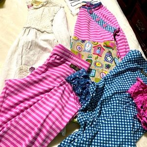 Matilda Jane 4 piece matching set size 10